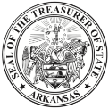 White Treasury Seal